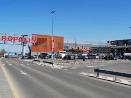 """Prekybos centro """"Akropolis"""" išplėtimas Vilniaus mieste"""