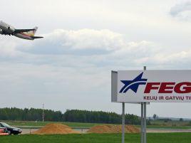 Aikštelių ir terminalo rekonstrukcija Vilniaus oro uoste