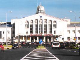 Vilniaus oro uosto perono rekonstrukcija