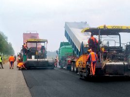 Extension of the E262 road (Kaunas–Zarasai–Daugpilis). Reconstruction of road pavement