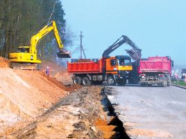 Reconstruction of the E85 road of the Trans-European road network. Grigiškės section (Phase II)