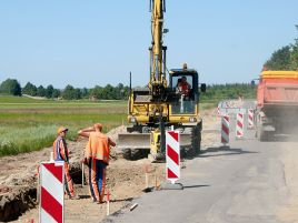 Major repairs of the Švenčionys–Adutiškis national road